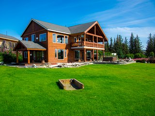 Gorgeous Home with Unbobstructed Ocean & Mountain Views & Private Hot Tub! - Homer vacation rentals
