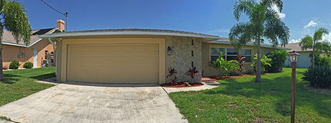 Front - Villa The Secret Escape - Cape Coral - rentals
