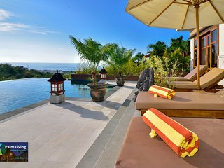 Villa Oscar - Paradise With a View - Temukus vacation rentals