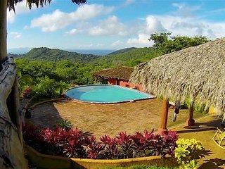 Casa Roja - Private Villa - Monkeys, Pool, Views! - San Juan del Sur vacation rentals