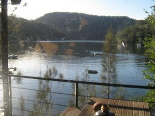 8 Dusthole Point - Quirky 'Tree House' Riverfront Escape - Berowra Waters vacation rentals