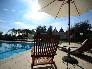 Trullo Alessia with pool - Cisternino vacation rentals