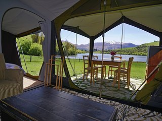 2 bedroom Tented camp with Water Views in Lower Shotover - Lower Shotover vacation rentals