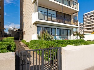 Ocean Front Vina del Mar Apartment for Rent - Vina del Mar vacation rentals