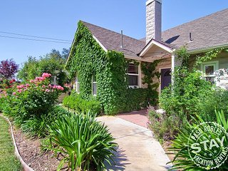 Gorgeous Paso Robles House rental with A/C - Paso Robles vacation rentals