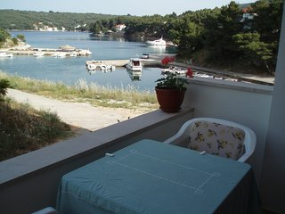 Apartment with two bedrooms,direct at sea - Brbinj vacation rentals