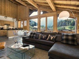 More Mountain 4* Penthouse Central Morzine - Morzine-Avoriaz vacation rentals