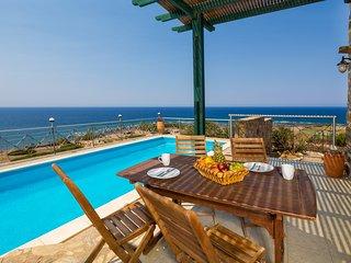 Peace & Tranquility at Cozy villa Elafonissi - Amigdhalokefali vacation rentals