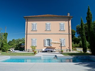 Restored Villa on the countryside, private pool, all comforts. Up to 12 people - Colle di Compito vacation rentals