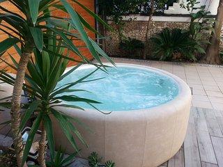 villa la bicocca - NAPOLI. , solarium spiaggia relax, s.p.a. e bici private - Castelvolturno vacation rentals