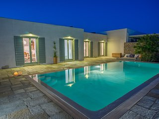 Villa with Private Pool & Great View - Lefkes vacation rentals