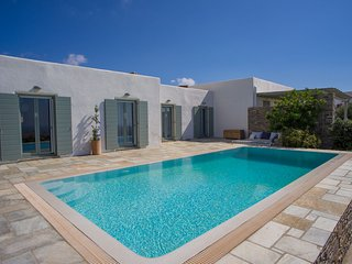 Top hill Villa Joy with private pool, close to Naoussa - Lefkes vacation rentals