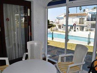 Modern poolfront apartment - Wifi - Close to beach - International Tv - La Cala de Mijas vacation rentals