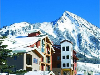 Affordable Luxury Accommodations - Great Choice for a Small Family or Group (1095) - Crested Butte vacation rentals