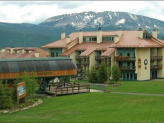 Wonderfully Appointed Vacation Condo - Great Amenities (1232) - Crested Butte vacation rentals