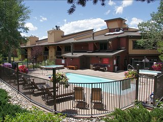 Virtually Ski In Ski Out - Ski to within 70 Yards - Very Close to Gondola, Ski School, Ticket Office (3692) - Steamboat Springs vacation rentals