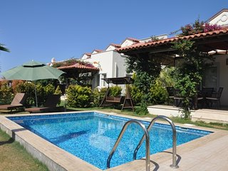APOLLONIUM BEACH RESORT 3 BEDROOM VILLA WITH POOL - Akbuk vacation rentals