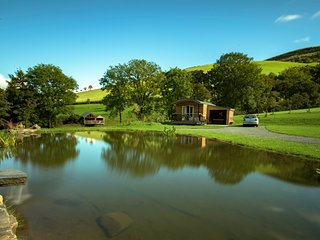 Romantic 1 bedroom Lodge in Builth Wells with Television - Builth Wells vacation rentals