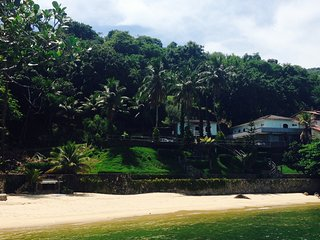 Beautiful House with private beach - Angra Dos Reis vacation rentals