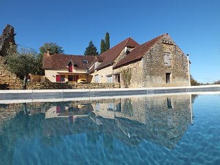 Clos Lamonzie - maison 4 chambres - piscine privée - Marquay vacation rentals