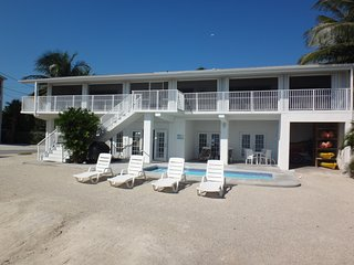 Family Retreat Oceanfront Home with Pool - Cudjoe Key vacation rentals