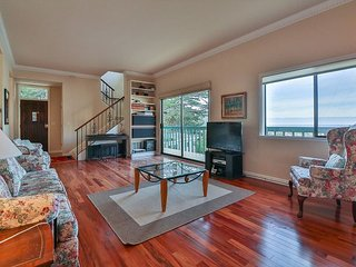 Ocean View 3 BR Pacifica Gem W/Hot Tub - Pacifica vacation rentals