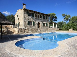 Son Capellet - spacious Villa with private swimming pool - Sant Joan vacation rentals