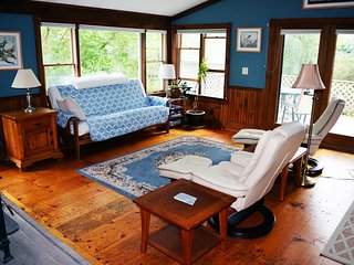 Surrounded By Trees: Large Beautiful Two Bedroom - Monkton vacation rentals