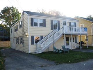 Large Beach House with Two Units Just Steps to Beach - Old Orchard Beach vacation rentals