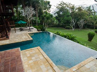 Magnificent 7 BR villa in Ubud! - Payangan vacation rentals