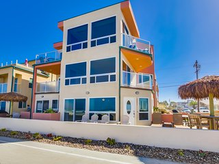 Beachfront Beauty - San Diego vacation rentals