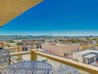 Joe's Top of the Beach - Mission Beach vacation rentals