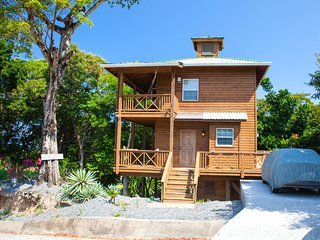 Tree House on Linda Vista Drive - West Bay vacation rentals