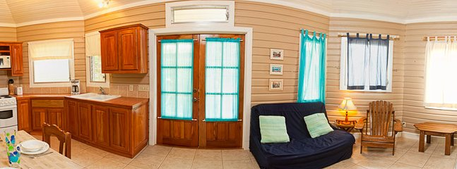 Full living and dining area - Sand Dollar - Sandy Bay - rentals