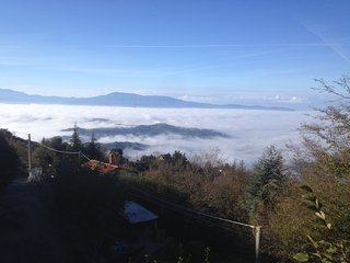 Good All Year - 3 bedroom villa in the mountains southeast of Rome - Serrone vacation rentals