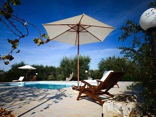 Trullo Azzurra with pool - Cisternino vacation rentals