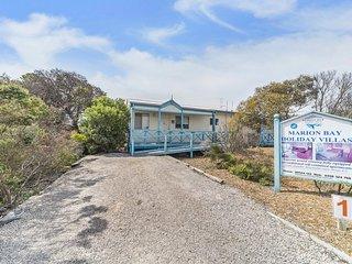 Comfortable Villa with Deck and A/C - Marion Bay vacation rentals
