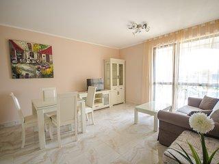 Deluxe 1-Bed Apartment near Beach and Aqua Park - Ravda vacation rentals