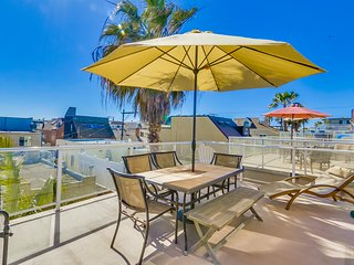 Comfortable 3 bedroom House in Mission Beach - Mission Beach vacation rentals