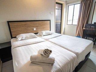 Subang Park Hotel - Super Deluxe - Petaling District vacation rentals