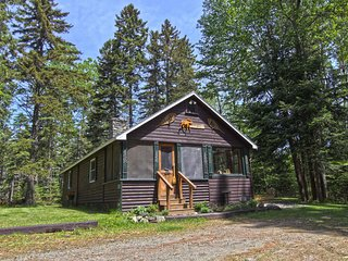 Nice House with DVD Player and Microwave - Rangeley vacation rentals