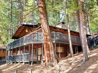 Cozy 3 bedroom Wawona House with Television - Wawona vacation rentals