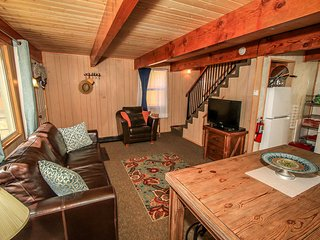 Cozy/Cute Mountain Cabin~Big Fenced Yard~Deck With BBQ Grill~Full Kitchen~WiFi~ - Sugarloaf vacation rentals