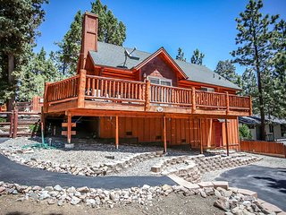 1619- Hilltop Hideaway - Big Bear City vacation rentals