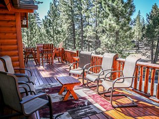 Hilltop Hideaway~Newer & Very Clean Cabin~Awesome Fenced Property~Close To Town~ - Big Bear City vacation rentals