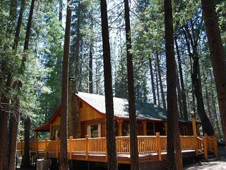 Beautiful House with A/C and Television - Wawona vacation rentals