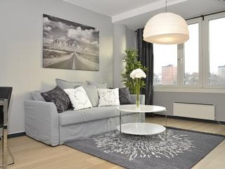Brand new & stylish apartment on Carl Berners plass, 6 minutes to Oslo Cental - Oslo vacation rentals