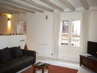 """Large roof top terrace apartment in trendy """"Born"""" - Barcelona vacation rentals"""