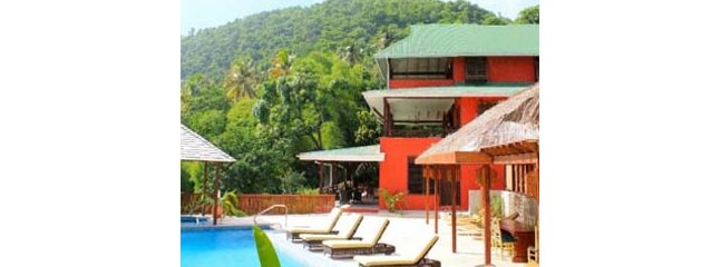 5 bedroom Villa with Internet Access in Soufriere Quarter - Soufriere Quarter vacation rentals