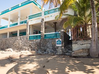 Sunset Paradise Beachfront Villas: Villa 1 Upper - Rincon vacation rentals